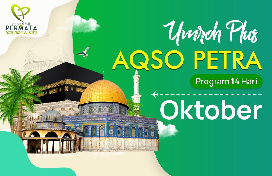 Promo Paket Umroh plus aqso Biaya Murah Jadwal Bulan Oktober 2020