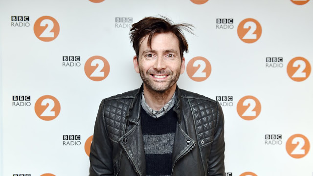 David Tennant on The Chris Evans Breakfast Show
