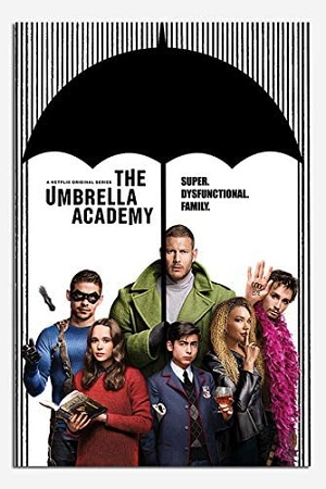 The Umbrella Academy Season 1 English Download 480p All Episodes WEBRip