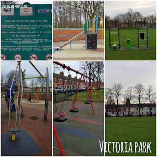 Parks and playgrounds in Northamptonshire - Victoria park