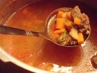 FromMyKitchen Vegetable Beef Stew