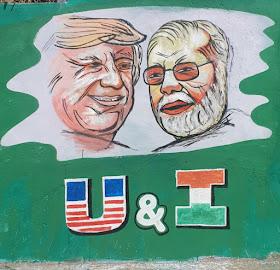 namaste trump donald trump india visit 2020