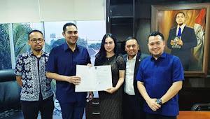Kantongi SK DPP Nasdem,   SGR Sah Calon Bupati Minut