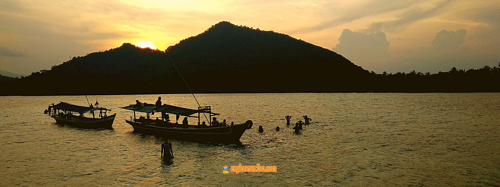 wisata dan open trip pulau pahawang