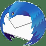 برنامج إدارة الإيميل Mozilla Thunderbird