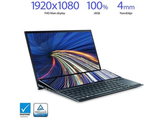 ASUS ZenBook Duo 14 UX482EG-XS74T FHD Laptop