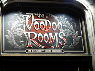 14.10.2016 Edinburgh - The Voodoo Rooms: Thomas Truax