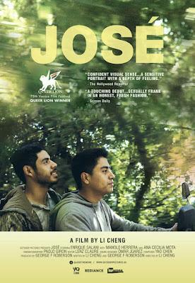 José (2018) by Li Cheng, Guatemala/US., 85 min