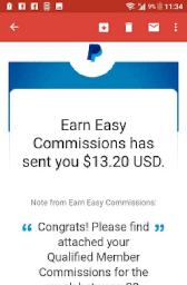 Earn Easy Commissions
