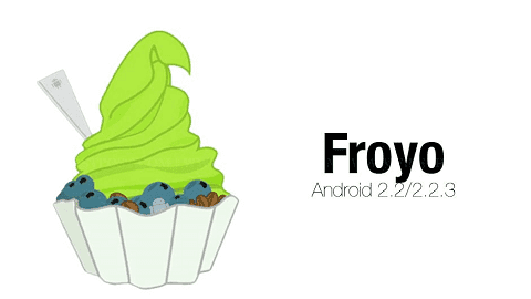 Froyo adalah nama Android F