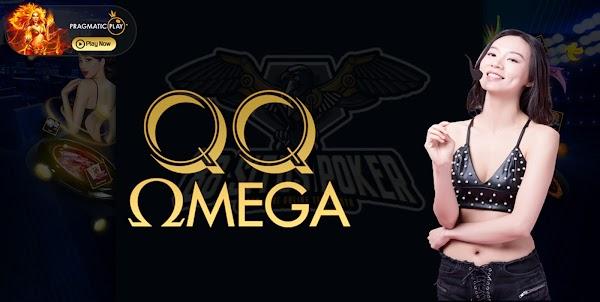 QQOmega Situs Agen Judi Slot Online Terpercaya Di Indonesia