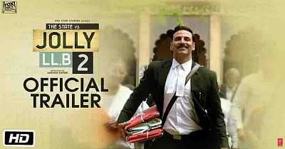 Jolly LLB 2 (2017) 300mb Movies Download Desi pDVD