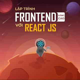 Học lập trình frontend nâng cao với React JS ebook PDF-EPUB-AWZ3-PRC-MOBI