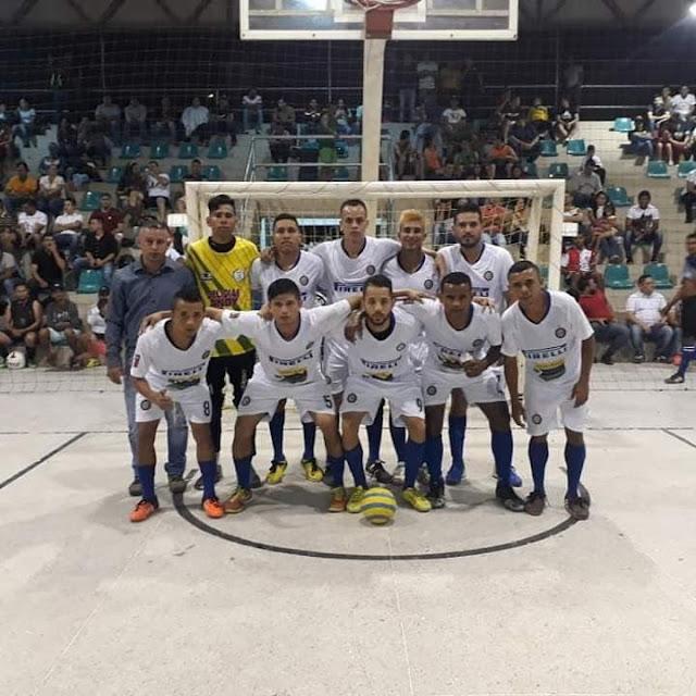 FRONTERA:  Unión Apure Campeón torneo 72 horas Binacional en Arauca-Colombia de fútbol de salón.