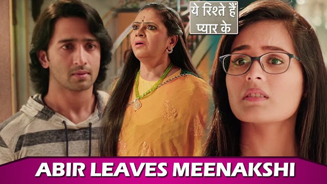 Big Dhamka : Abeer's shocking decision to marry Mishti and leave Meenakshi in Yeh Rishtey Hai Pyaar Ke