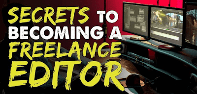 ho to earn money by Freelance editing