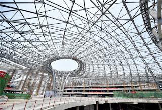 nuevo aeropuerto internacional de Pekín