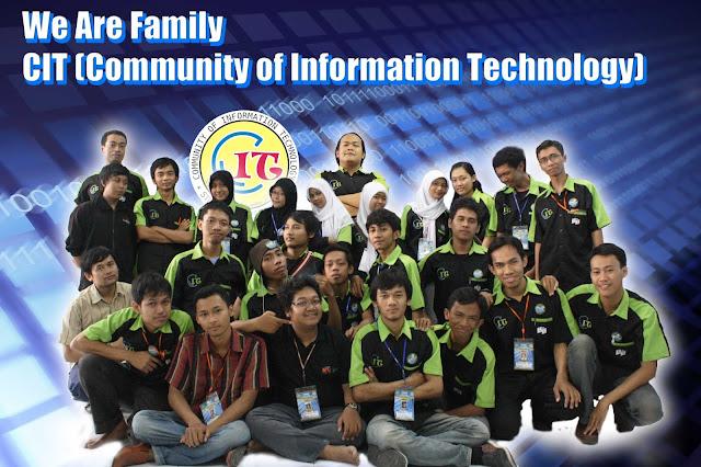 Panitia Seminar CIT