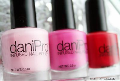 daniPro nail polish @mommrsandme