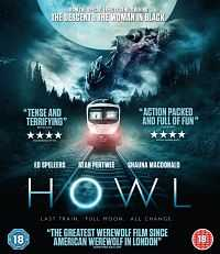 Howl (2015) Dual Audio Hindi - English 300mb BDRip