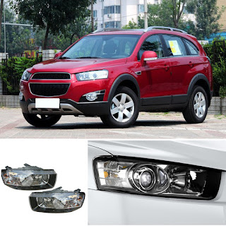 HEADLAMP CHEVROLET CAPTIVA 2010