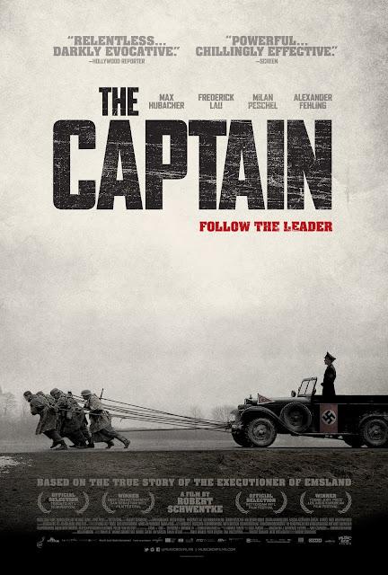 Xem Phim Ngài Đại Úy - The Captain