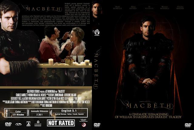 Macbeth (2018) DVD Cover