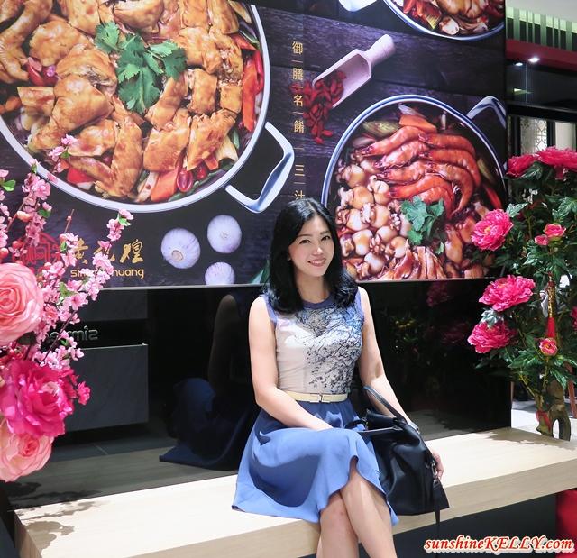 Simmer Huang @ Pavilion Elite Review