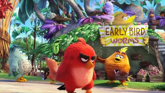 Angry Birds Η Ταινία (2016)