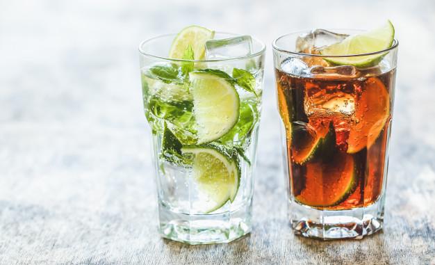 مشروبات خاصة بالرجيم وحرق الدهون