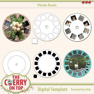 Photo Reel templates