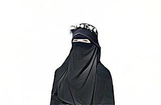 anime kartun muslimah bercadar