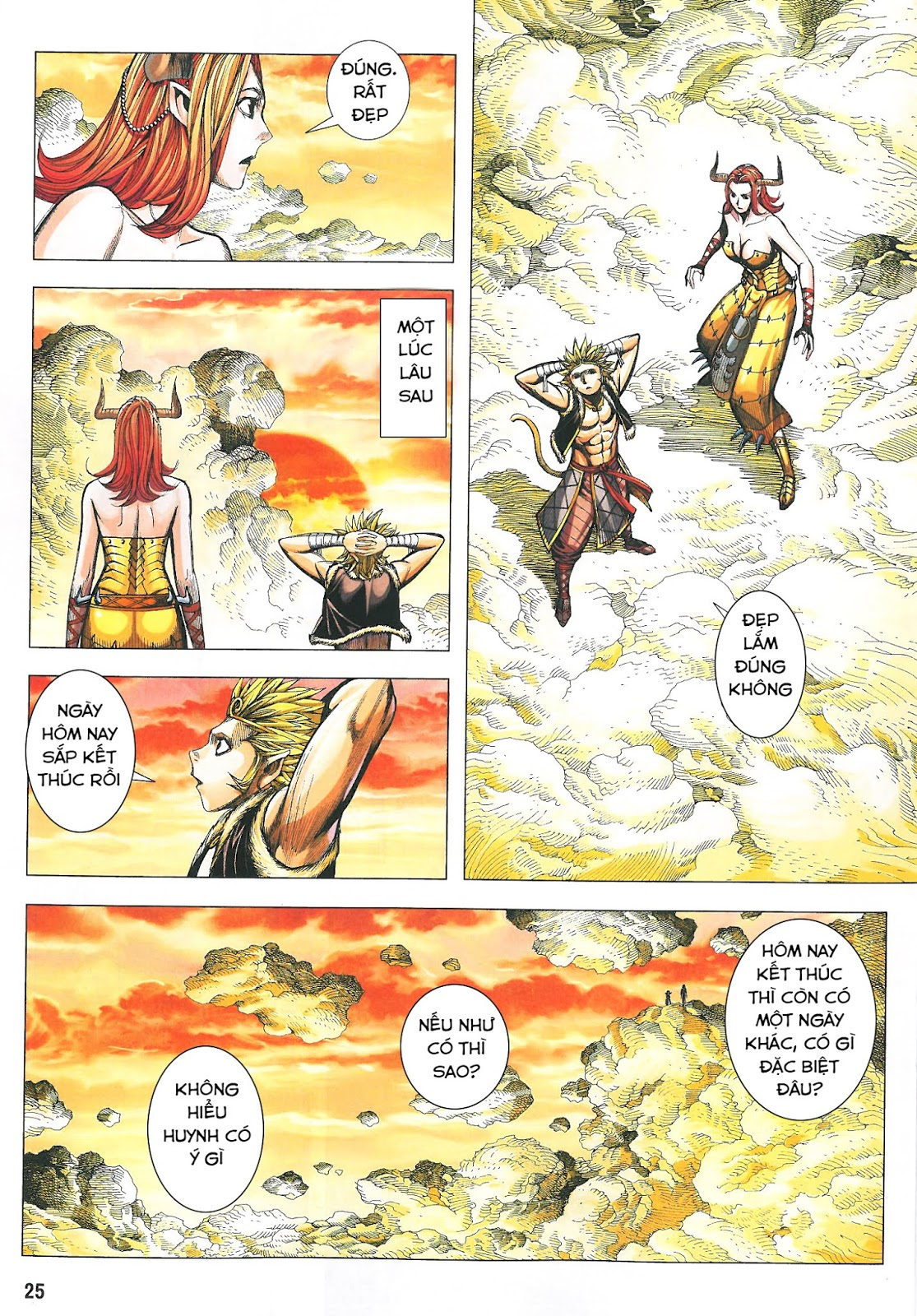 Tây Du chap 182 - Trang 24
