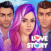 Love Story: Romance Games with Choices Unlimited (Diamonds - Tickets) MOD APK