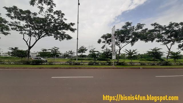 cluster tabebuya bsd city
