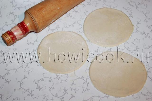 рецепт вареников с картофелем с пошаговыми фото