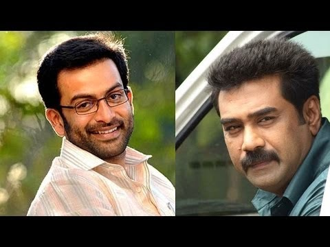 Prithviraj and Biju Menon are Pure Alcohol Addicts..!!!