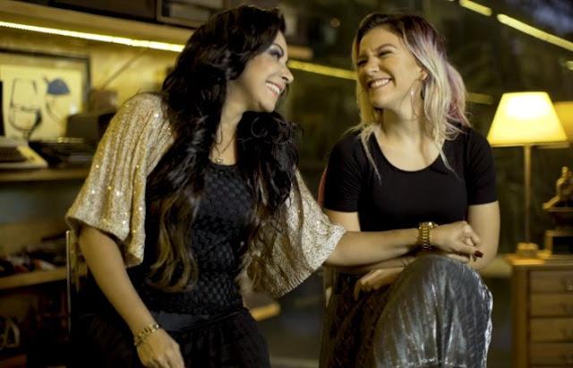 """Cristina Mel e Priscilla Alcantara fazem dueto em """"Tua Graça"""""""
