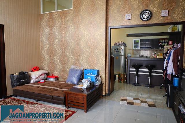 Rumah minimalis bagus luas dijual Malang