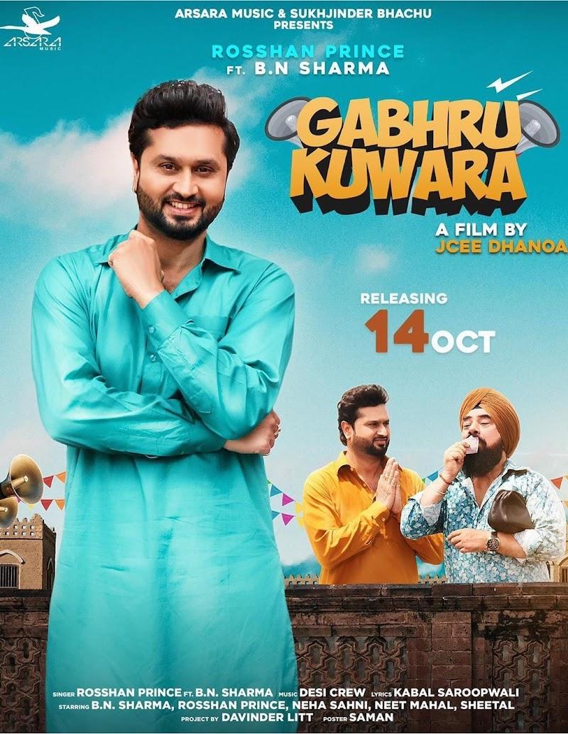 Gabhru Kuwara Rosshan Prince Lyrics