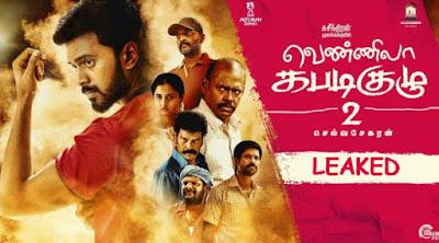 Vennila Kabaddi Kuzhu 2 Tamil Full HD Movie 2019 Leaked To Download tamilrockers