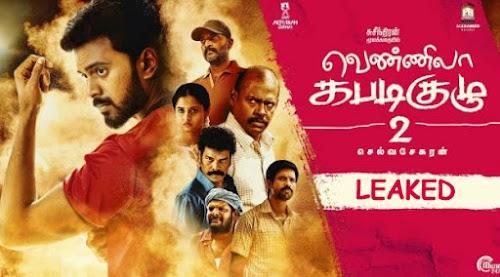 Vennila Kabaddi Kuzhu 2 Tamil Full HD 720p Movie 2019 Leaked Online To Download-Tamilrockers