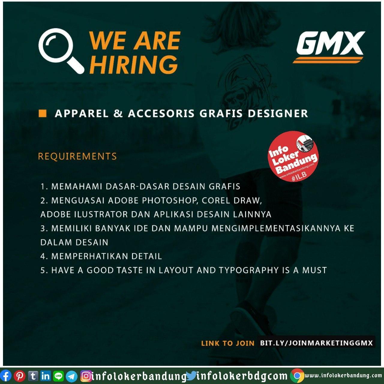 Lowongan Kerja Geoff Max Footwear Bandung Juni 2020