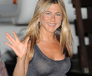 Jennifer Aniston Palm Reading