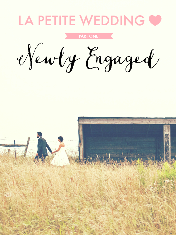 Advice for newly engaged brides to be!