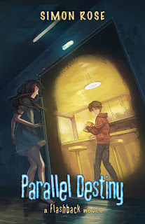 Interview with Simon Rose, author of Parallel Destiny