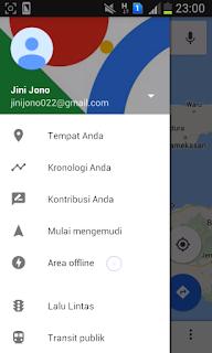Cara Menggunakan Google Maps tanpa Koneksi Internet (offline) di Android