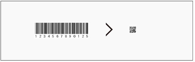 Small print out QR Code