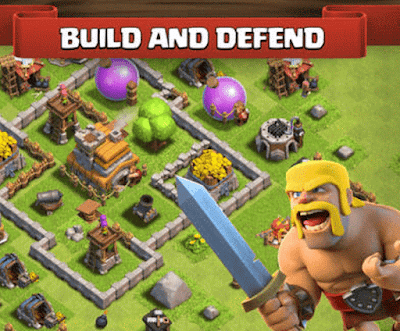 Clash of Clans Latest APK of 2015 / 2016