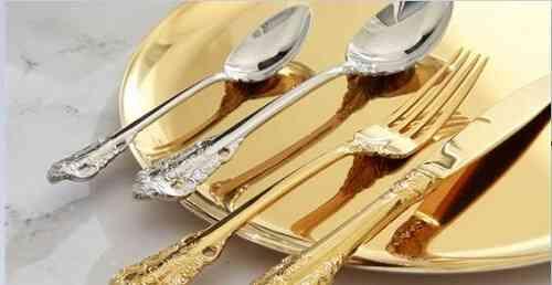 حكم استعمال انية الذهب والفضة